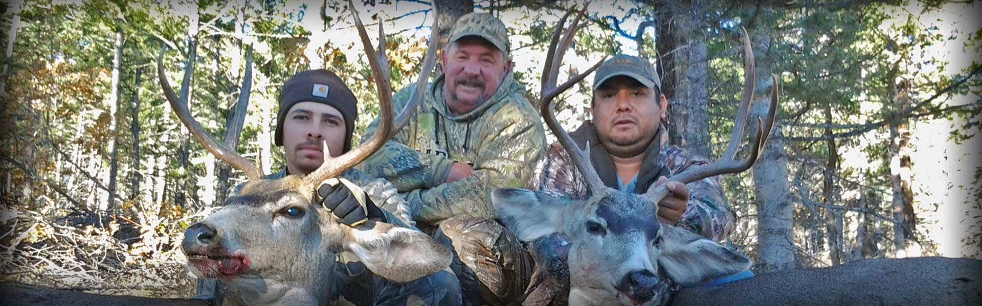 Guided New Mexico Mule Deer Hunts | Premier Outfitter
