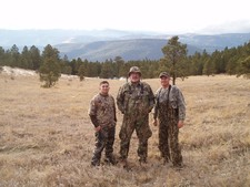 The Sierra Blanca Outfitters Guides